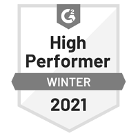 G2-2021-Winter-HighPerformer-Badge-grayscale400x400