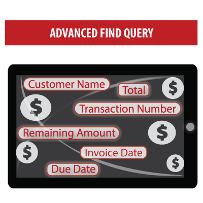 Advanced Find Query