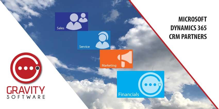 Microsoft Dynamics 365 CRM Partners