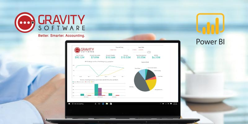 Microsoft Power BI & Gravity Software: Better Together