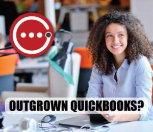Outgrown QuickBooks? Need more functionality than your entry level accounting software?