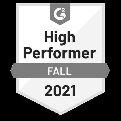 G2-2021-fall-accounting-HighPerformer-Badge-grayscale400x400